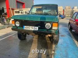 1987 Range Rover 2 Door Classic
