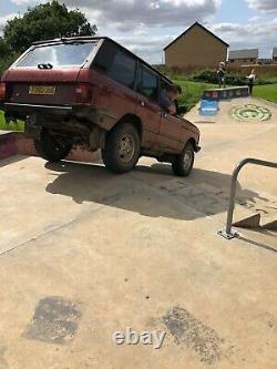1989 Range Rover Classic