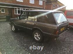 1993 Range Rover classic vogue se