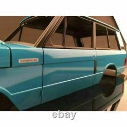 1/10 Classic Range Rover Hard Body Shell Set for Axial SCX10 I/II Traxxas TRX-4