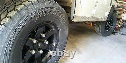 25 x CLASSIC Wolfrace Compomotive wheelnuts M16x1.5x21mm Land Rover Range Rover