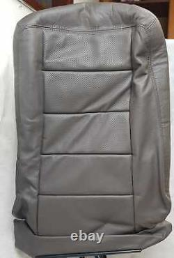 BTR597LUL Genuine Range Rover classic front seat cover in leather