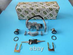 Blocchetti serrature + Antifurto Range Rover Classic 2/4 porte AA MTC9690 Sivar