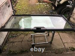 Breaking Range Rover Classic Upper Tailgate + Glass Complete & Solid