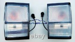 CLEAR Range Rover Classic -1996 Overfinch Autobigraphy Front Indicators Lights