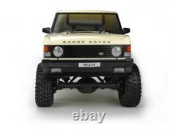 Carisma SCA-1E 1981 Range Rover Classic RTR Scale Crawler WB 285MM CA78568