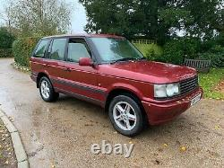 Classic Range Rover 1 of 100 built only 2 owners from new