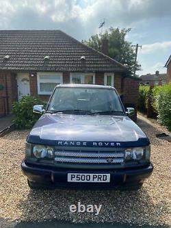 Classic Range Rover P38 2.5 TD