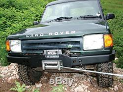 Discovery Range Rover Classic Heavy Duty Winch Bumper