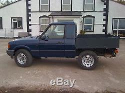 Discovery Range Rover Classic LAND ROVER FIBERGLASS Trayback Project kit only