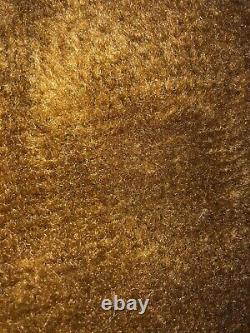 Early Range Rover Classic NOS GenuineTunnel Carpet gold bronze nutmeg
