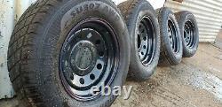 LAND ROVER Defender, Disco 1, Range Rover Classic Modular Wheels & Tyres