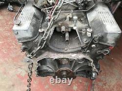 Land Range Rover Classic Rover V8 Engine 3.5 1990 SU Carbs Hot Rod Kit Car