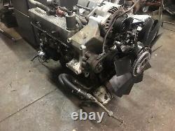 Land Range Rover Classic Rover V8 Engine 3.9 1994 Serpentine Defender