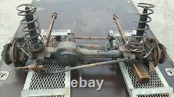 Land Rover Defender axle Front & Rear. Range Rover classic, Discovery 1. VGC