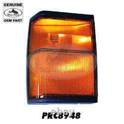 Land Rover Front Turn Signal Light Lamp Left Range Classic 92-95 Prc8948 Oem