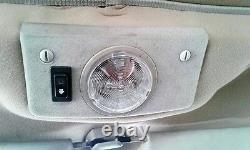 Land Rover Range Rover Classic 1986-1994 Interior Dome Map Courtesy Light Lens