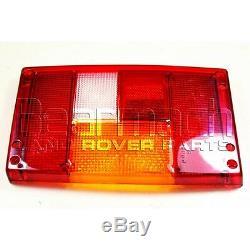 Land Rover Range Rover Classic 1987-1995 Rear Light Lens Complete Set Lh & Rh