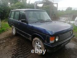 Land Rover Range Rover Classic 1989 3.5 V8