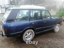 Land Rover Range Rover Classic 1989 3.5 V8 Auto LPG Spares or Repairs