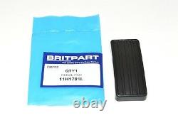 Land Rover Range Rover Classic Automatic Brake Pedal Pad & Accelerator Pedal