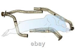 Land Rover Range Rover Classic Exhaust Front Pipe