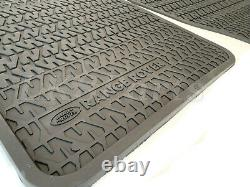 Land Rover Range Rover Classic STC8053AA Genuine Mat New
