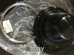 Land Rover Series / Defender & Classic Rhd Models Led Halo Headlamp & Bowl Kit