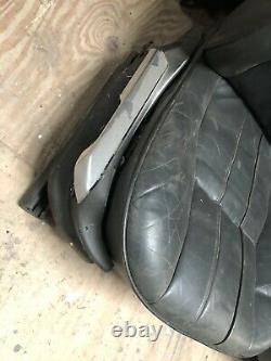 Lot20 RANGE ROVER L322 Vogue Leather Front Seats Van Bus Classic