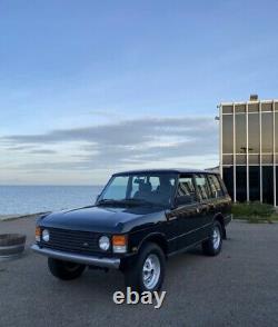 Original Genuine Land Rover Range Rover Classic Rostyle Wheels 60mm Centre x4