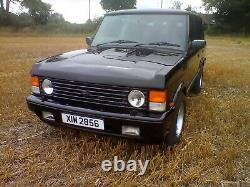 Over finch Classic Range Rover (Celebration Special)