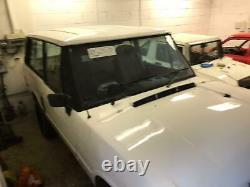 RANGE ROVER Classic v8 2 door 1981 South African import