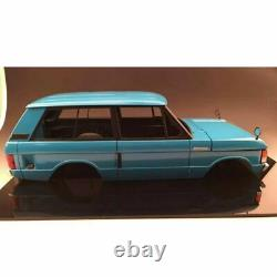 RC 1/10 Hard Body Shell kit for Classic Range Rover Body & Axial SCX10 II TRX-4