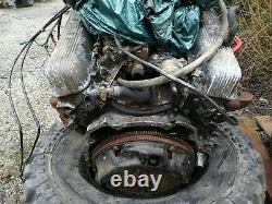 Range Rover (2 door) Classic 3.5 V8 engine (complete) for spares/repair # 2