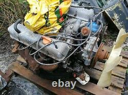 Range Rover (2 door) Classic 3.5 V8 engine (complete) for spares/repair # 3