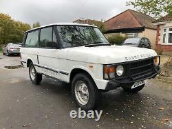 Range Rover 2 door classic