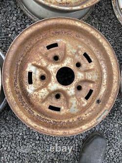 Range Rover Classic 16 Wheel Landrover Discovery 4 Rims Steel 2 Door