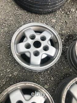 Range Rover Classic 16 Wheel Landrover Discovery Set Of 4x
