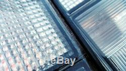 Range Rover Classic 1970-1996 Overfinch Clear Euro Turn Signals Corner Lights