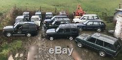 Range Rover Classic 1989 V8 Breaking Complete Car