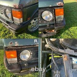 Range Rover Classic 1991 3.9 efi auto barn find original untouched restoration