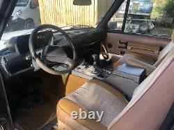 Range Rover Classic 2.5 Turbo D 2-Door LHD