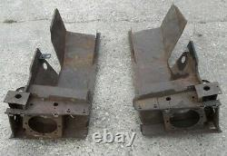 Range Rover Classic 2 Door Pair of Complete Front Inner Wing Wings NEW OLD STOCK