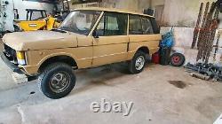 Range Rover Classic 2 Door Rhd