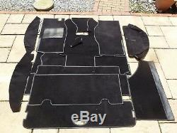 Range Rover Classic 2 Or 4 Door Models New Front And Rear Carpet Set