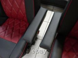 Range Rover Classic 2 Türer Sitze Ledersitze Vordersitz Fahrersitz Beifahrersitz