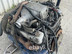 Range Rover Classic 3.5 V8 Efi Engine Complete 25d Wiring Manifold Plenum Etc