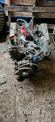 Range Rover Classic 3.5 V8 Engine