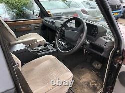 Range Rover Classic 3.5efi Vogue 1988 Barn Find