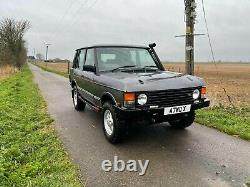 Range Rover Classic 3.9 V8 Bobtail